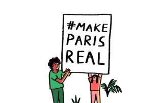 #MakeParigiReal
