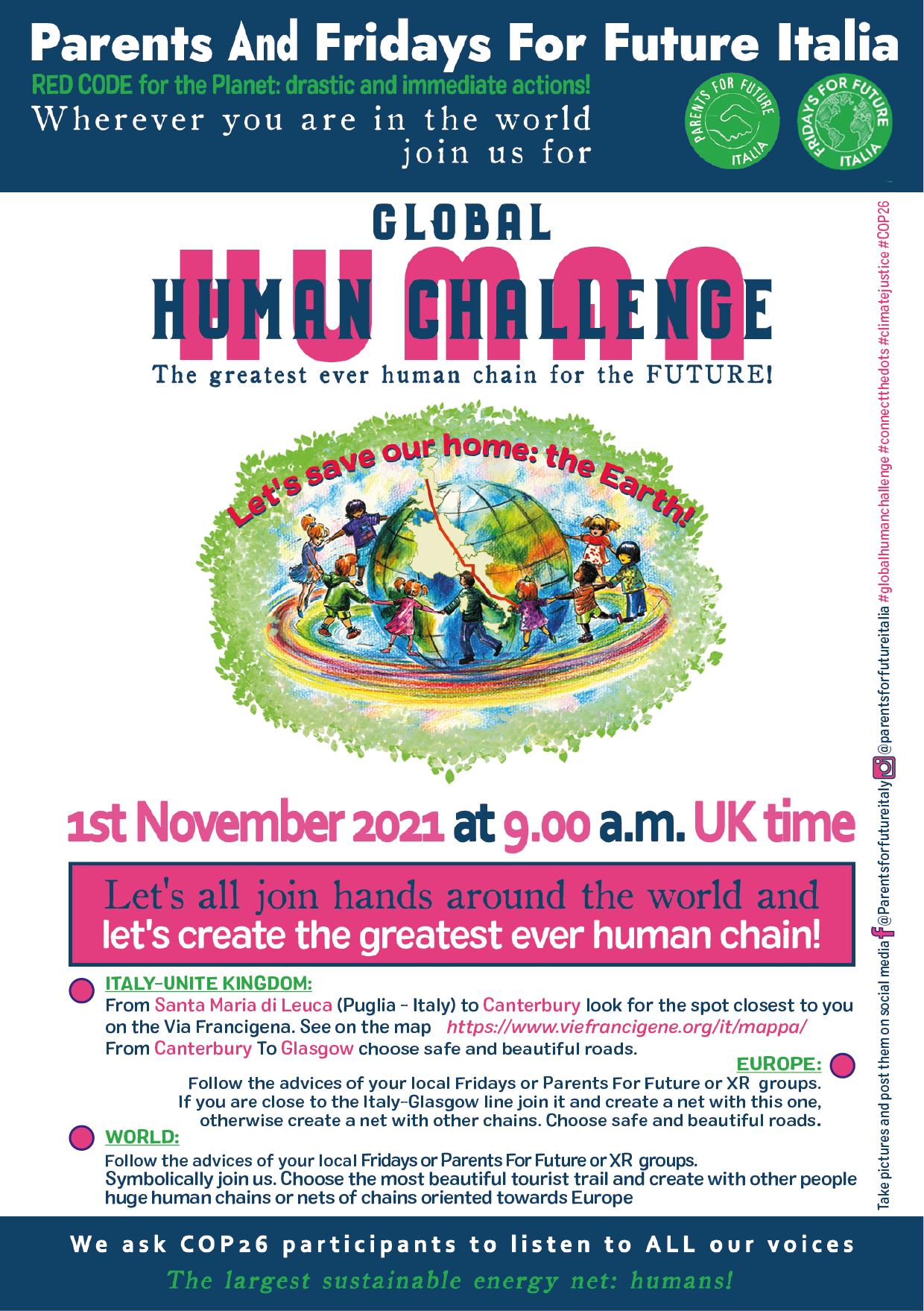 Human challenge World